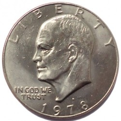 Münze > 1 Dollar, 1971-1978 - USA  - obverse