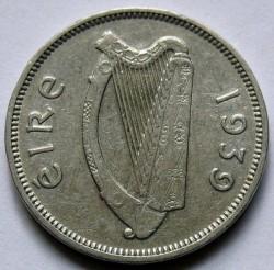 العملة > 6بنس, 1939-1940 - ايرلندا  - obverse