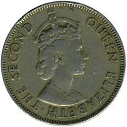 מטבע > 100מיל, 1955-1957 - קפריסין  - obverse