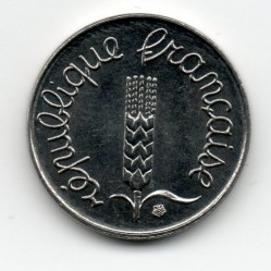 Coin > 1 centime, 1987 - France  - obverse