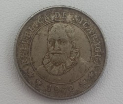 Moeda > 5centavos, 1972 - Nicarágua  - obverse
