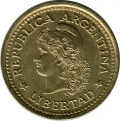 Pièce > 20centavos, 1970-1976 - Argentine  - obverse