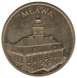 Moneta > 2zlote, 2011 - Polonia  (Città della Polonia - Mława) - reverse