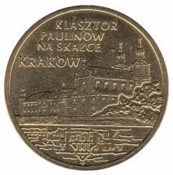 Մետաղադրամ > 2զլոտի, 2011 -  Լեհաստան  (Cities of Poland - Kraków) - reverse