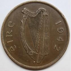 Moneta > 1penny, 1940-1968 - Irlanda  - reverse