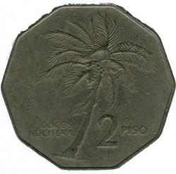 Mynt > 2piso, 1988 - Filippinene  - reverse