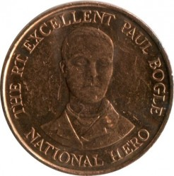Münze > 10Cent, 1995-2012 - Jamaika  - reverse