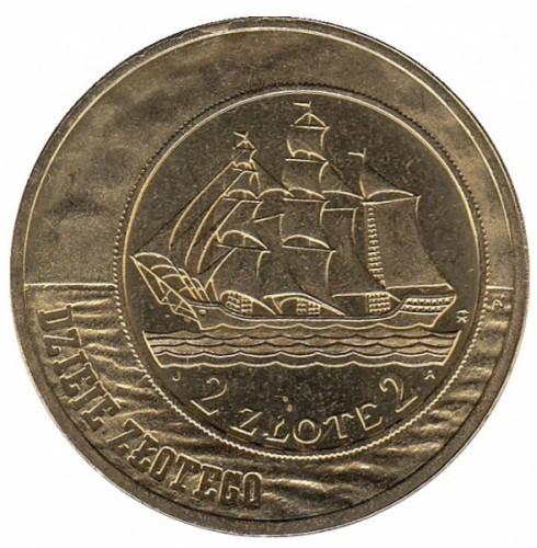 2 Złote 2005 Polish Zloty Polen Münzen Wert Ucoinnet