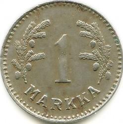 Münze > 1Mark, 1948 - Finnland  - reverse
