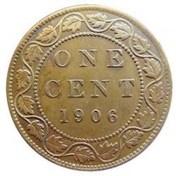 מטבע > 1סנט, 1902-1910 - קנדה  - reverse