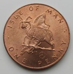Moneta > 1penny, 1976-1979 - Isola di Man  - reverse