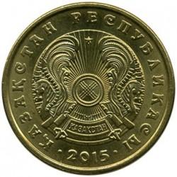 Moneda > 10tenge, 2013-2015 - Kazajistán  - obverse