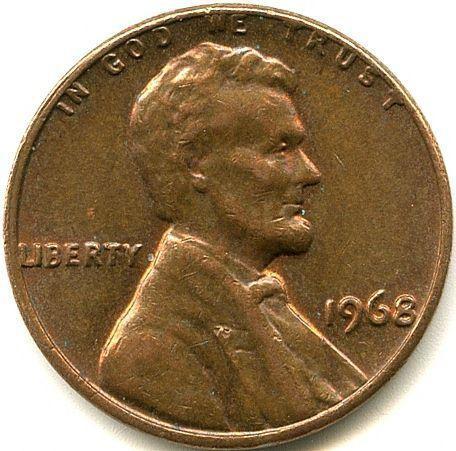1 Cent 1959 1982 Usa Münzen Wert Ucoinnet