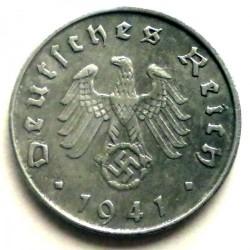 Pièce > 10reichspfennig, 1940-1945 - Allemagne - Troisième Reich  - obverse