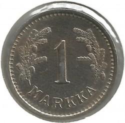 Münze > 1Mark, 1939 - Finnland  - obverse