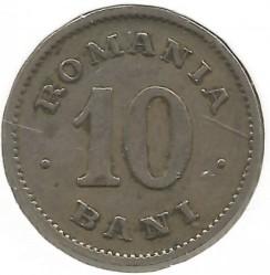 מטבע > 10באני, 1900 - רומניה  - obverse