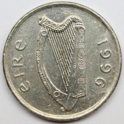 Монета > 5пенса, 1992-2000 - Ирландия  - obverse
