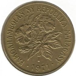 錢幣 > 20法郎, 1970-1989 - 馬達加斯加  - obverse