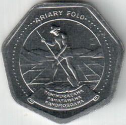 Кованица > 10ариариа, 1999 - Мадагаскар  - obverse