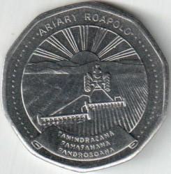 Кованица > 20ариариа, 1999 - Мадагаскар  - reverse