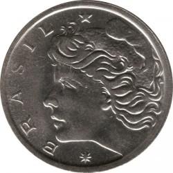 Coin > 2centavos, 1969-1975 - Brazil  - obverse