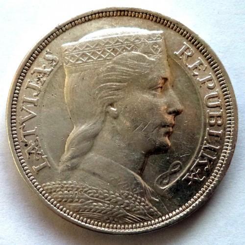 Монета 5 лат 1931 год серебро состав царские монеты 1700 годов
