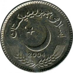 Moneda > 5rupias, 2002-2006 - Pakistán  - reverse