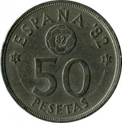 Moneda > 50pesetas, 1980 - España  - obverse