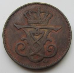 Münze > 2Öre, 1907 - Dänemark   - obverse