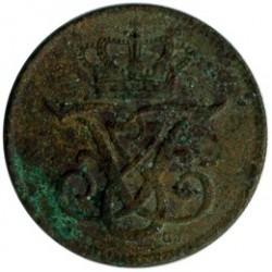 Coin > 1ore, 1910 - Denmark  - reverse