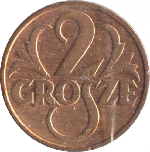 2 гроша 1935 года цена где можно сдать монеты 1992 года