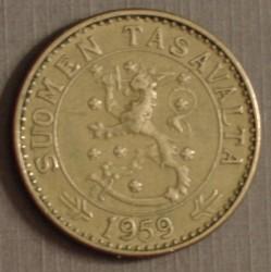 Münze > 20Mark, 1959 - Finnland  - obverse