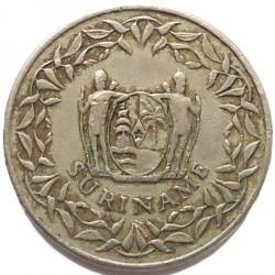 العملة > 100سنت, 1987-2015 - سورينام  - obverse