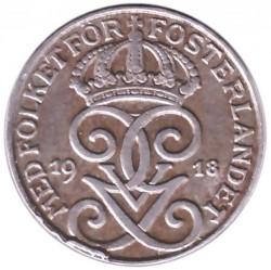 Кованица > 1ора, 1917-1919 - Шведкса  - obverse