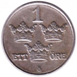 Кованица > 1ора, 1917-1919 - Шведкса  - reverse