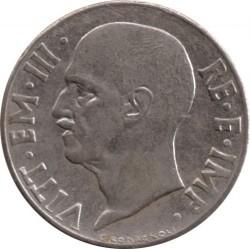 Монета > 20чентезими, 1939-1940 - Италия  - obverse