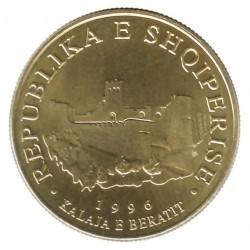 Moneda > 10lekë, 1996 - Albania  - obverse