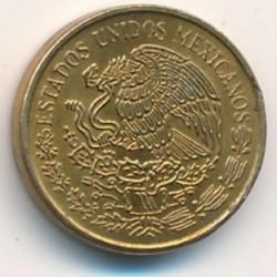 Coin > 1centavo, 1973 - Mexico  - obverse