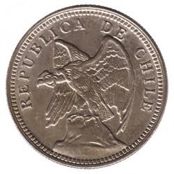 Münze > 1Peso, 1932 - Chile  - obverse