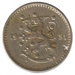Münze > 1Mark, 1931 - Finnland  - obverse