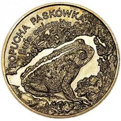 Moneta > 2zlote, 1998 - Polonia  (Rospo calamita) - reverse