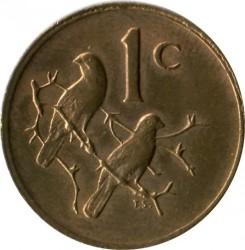 Монета > 1цент, 1979 - ЮАР  (Окончание президентства Николааса Дидерихса) - reverse
