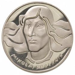 Монета > 100злотых, 1973-1974 - Польша  (500 лет со дня рождения Николая Коперника) - reverse