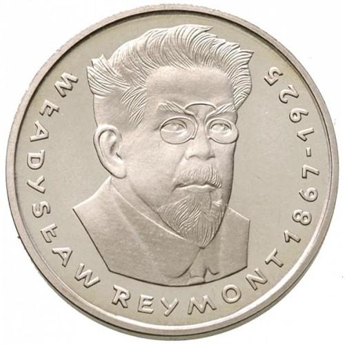 100 zlotych 1977 - Władysław Reymont, Poland - Coin value - uCoin net