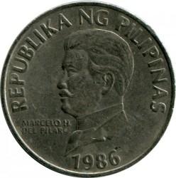 Moneta > 50centymów, 1983-1990 - Filipiny  - obverse