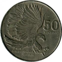 Moneta > 50centymów, 1983-1990 - Filipiny  - reverse