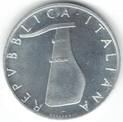 سکه > 5لیره, 1968 - ایتالیا  - obverse