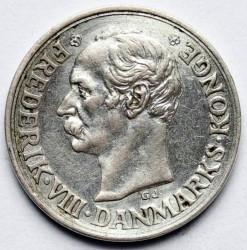 Münze > 10Öre, 1912 - Dänemark   - obverse