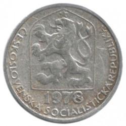 Кованица > 5хелера, 1977-1990 - Чехословачка  - obverse