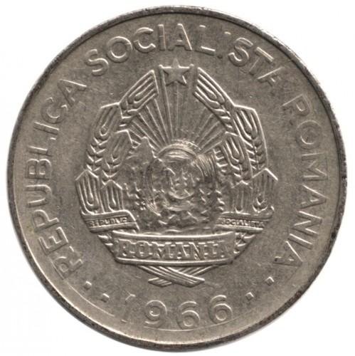 3 Lei 1966 Rumänien Münzen Wert Ucoinnet